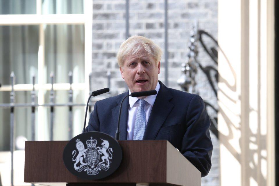 Photo of Boris Johnson első miniszterelnöki beszédében megemlítette az LMBTQ jogokat is