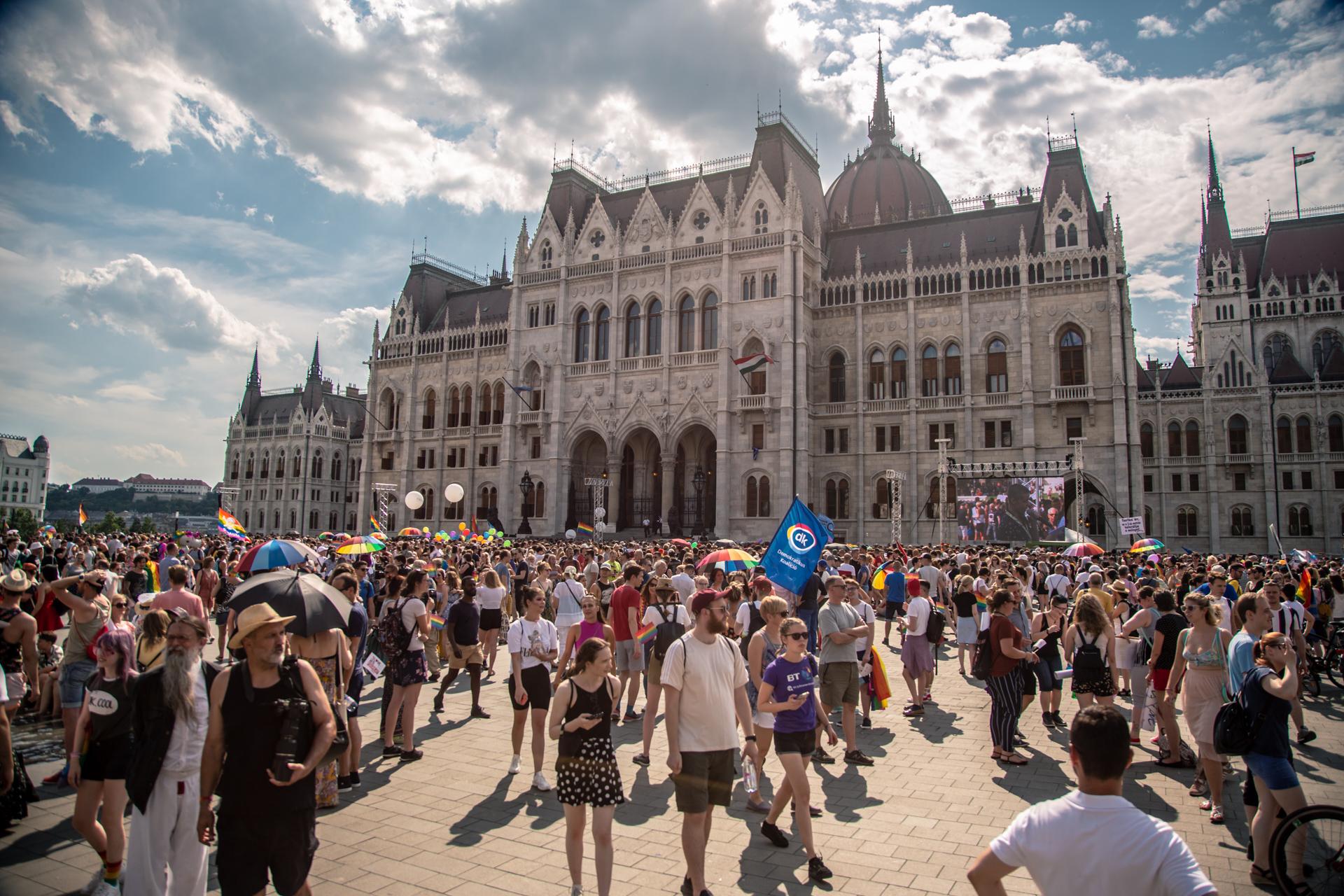 Photo of Készül az idei Budapest Pride felvonulás betiltása?
