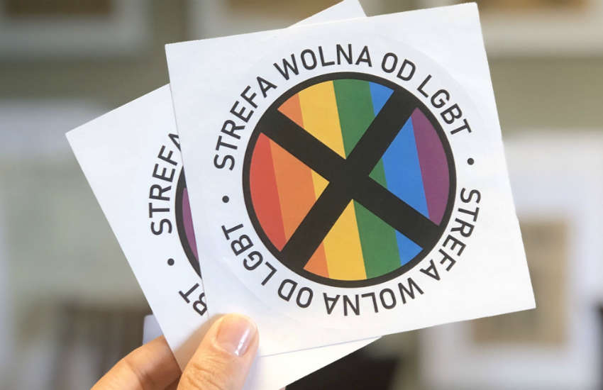 Photo of A lengyel homofóbia miatt megszakítja a testvérvárosi kapcsolatát egy francia település
