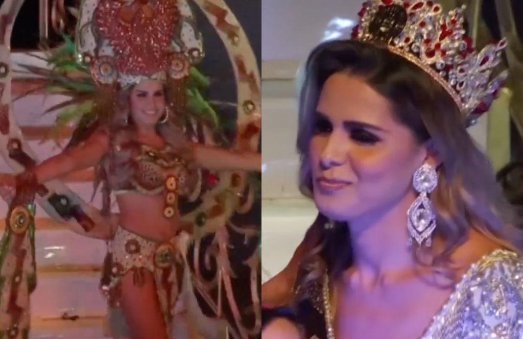 Photo of Transz szépségkirálynőt koronázott Mexikó
