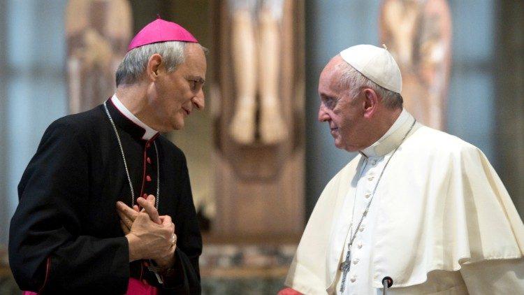 Photo of A pápa LMBTQ-barát érseket nevezett ki bíborosnak