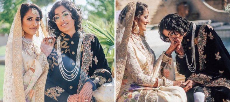 Pakisztáni leszbikus szex