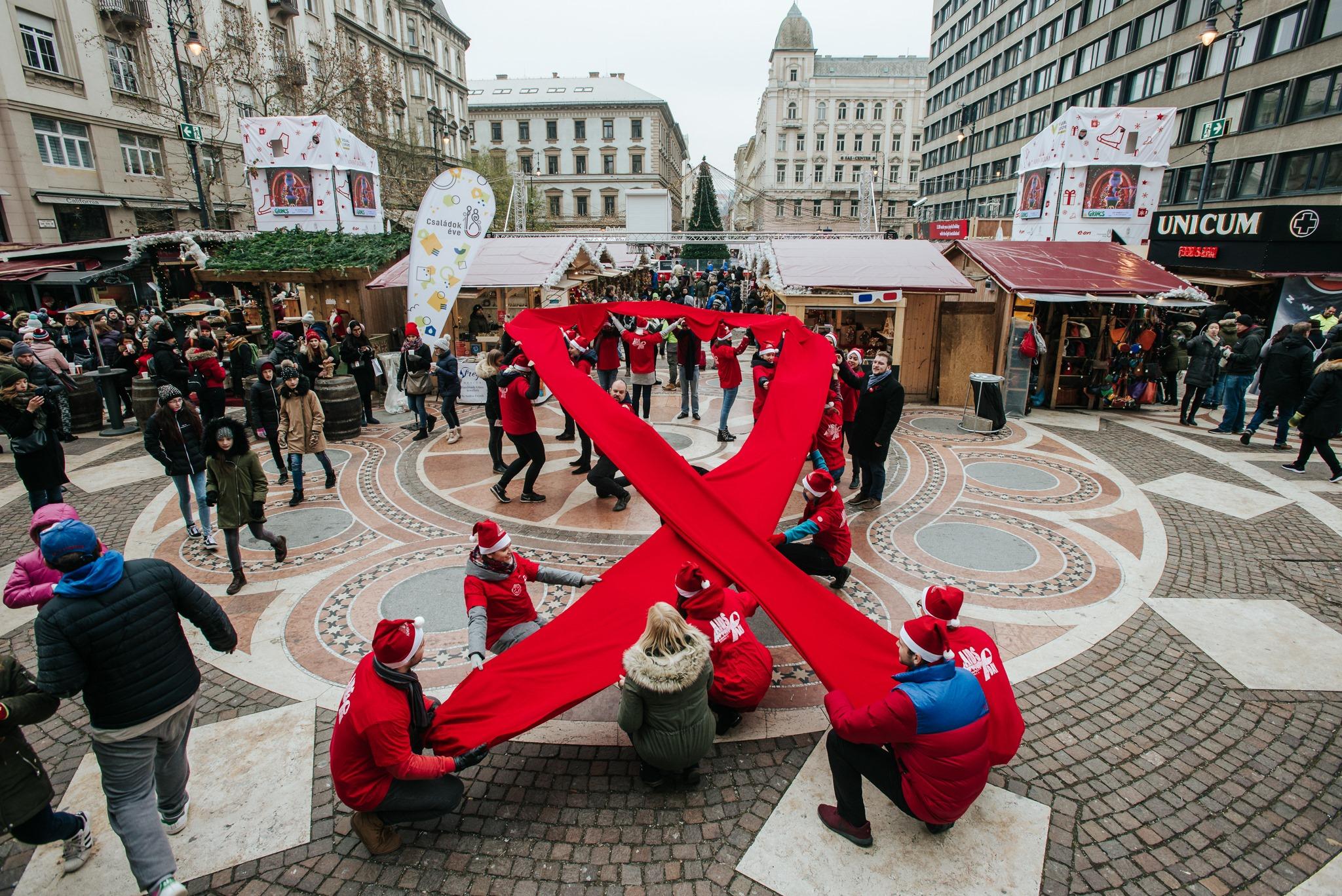 Photo of Színes programokkal készül az AIDS Világnapjára a Budapesti Orvostanhallgatók Egyesülete