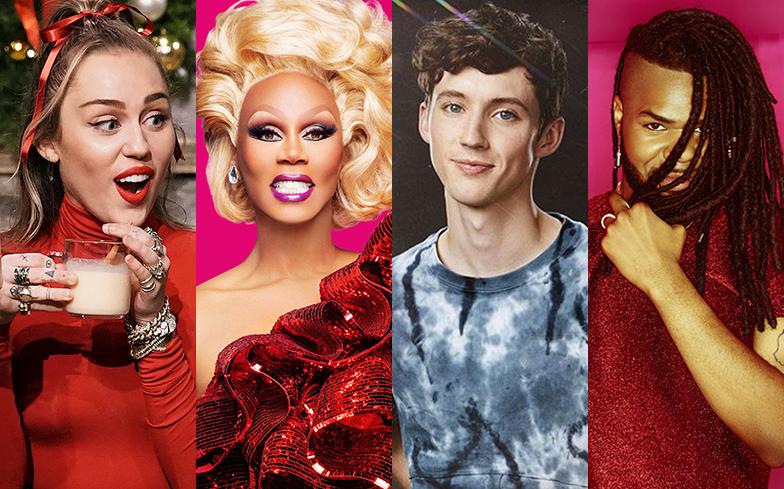 Photo of A legjobb karácsonyi dalok LMBTQ énekesektől – a teljesség igénye nélkül