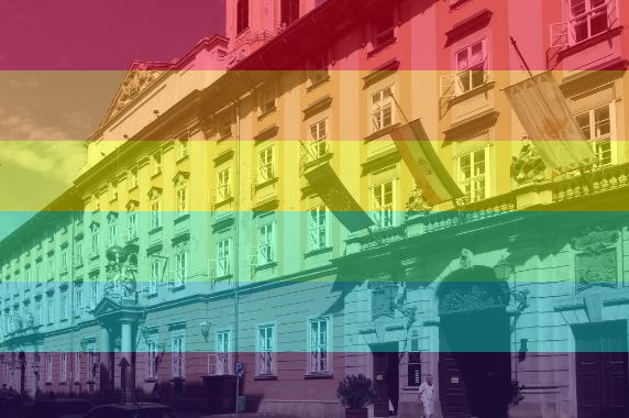 Photo of Ismét elérhetőek az LMBTQ oldalak a budapesti Városházán