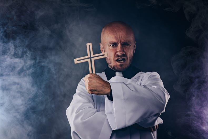"""Photo of """"A kereszténységet tiltják be azzal, ha tiltják a melegek átnevelő terápiáit"""""""