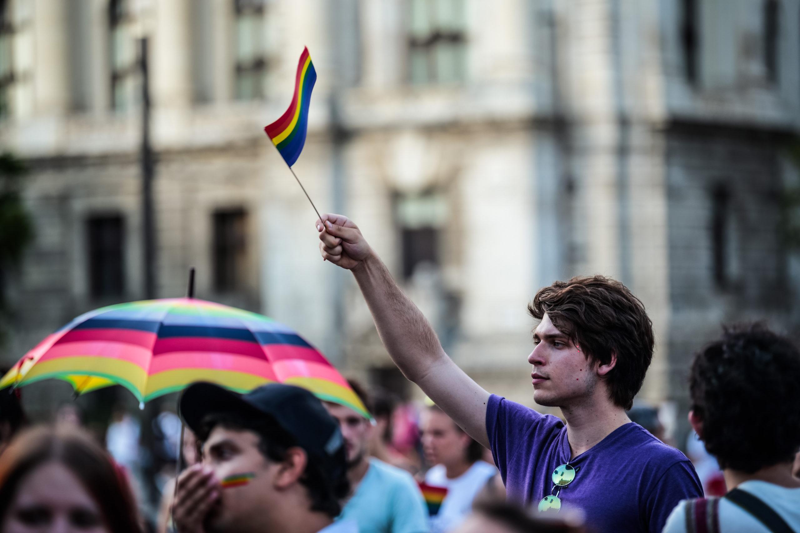 Photo of Vedd vissza a jövőd! – Július 4-én lesz az idei Budapest Pride
