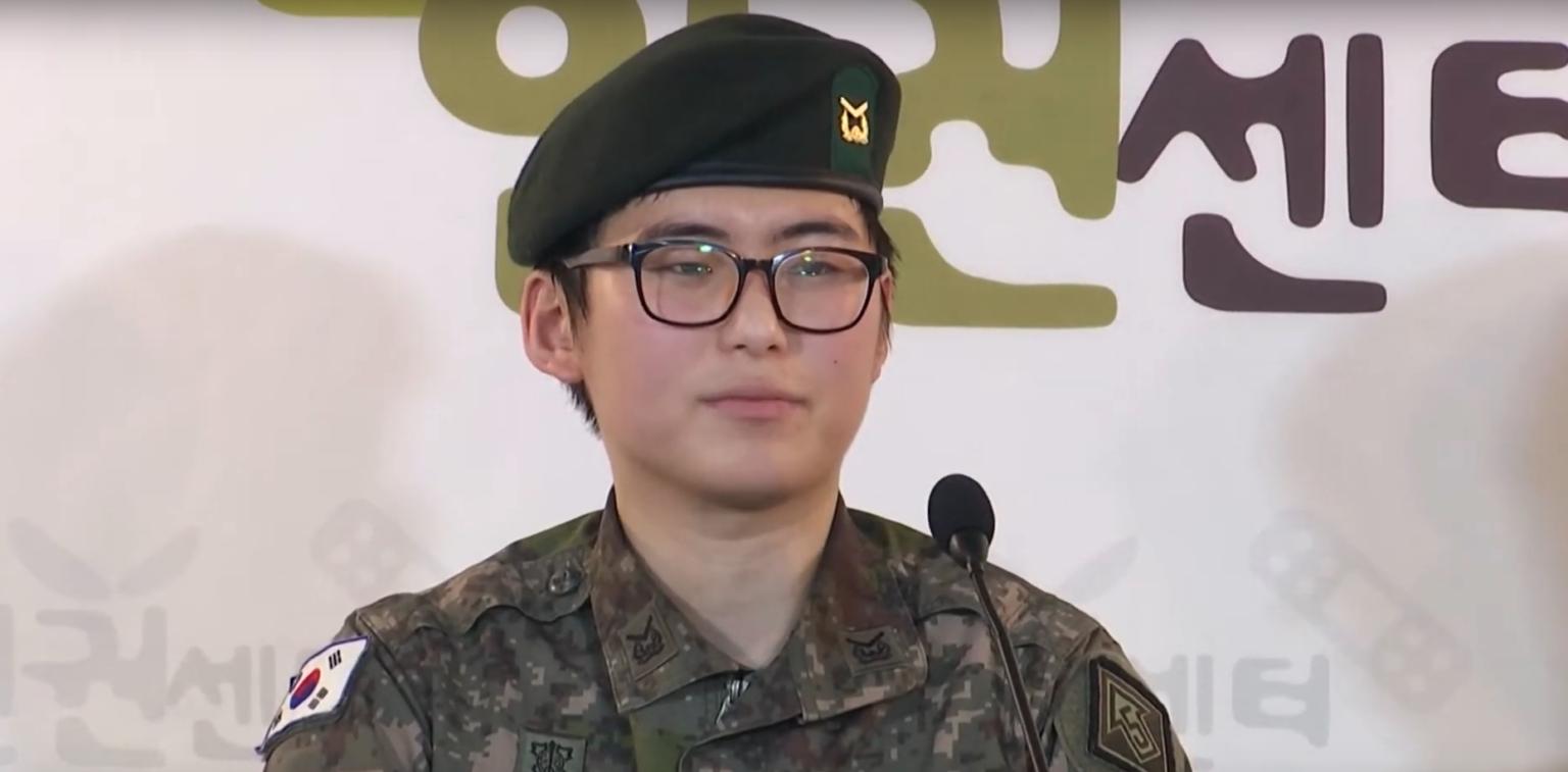 Photo of Kirúgták a seregből Dél-Korea első transz katonáját, de ő küzdeni fog jogaiért