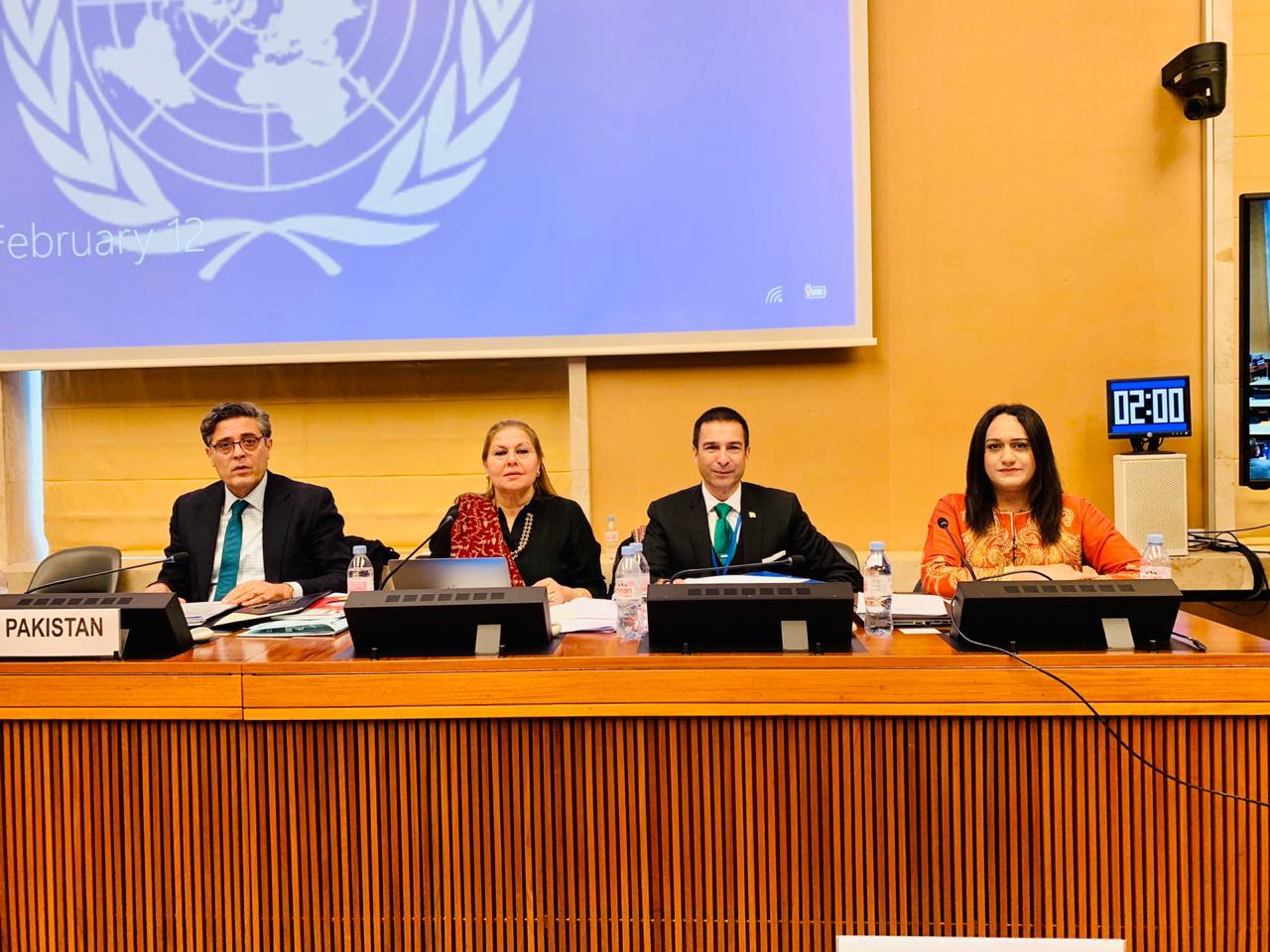 Photo of Transznemű nő írt történelmet az ENSZ-ben a pakisztáni delegáció tagjaként