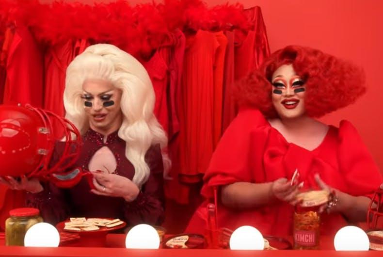 Photo of Most a Super Bowl drag queen reklámján hőbörögnek a vallásos anyukák