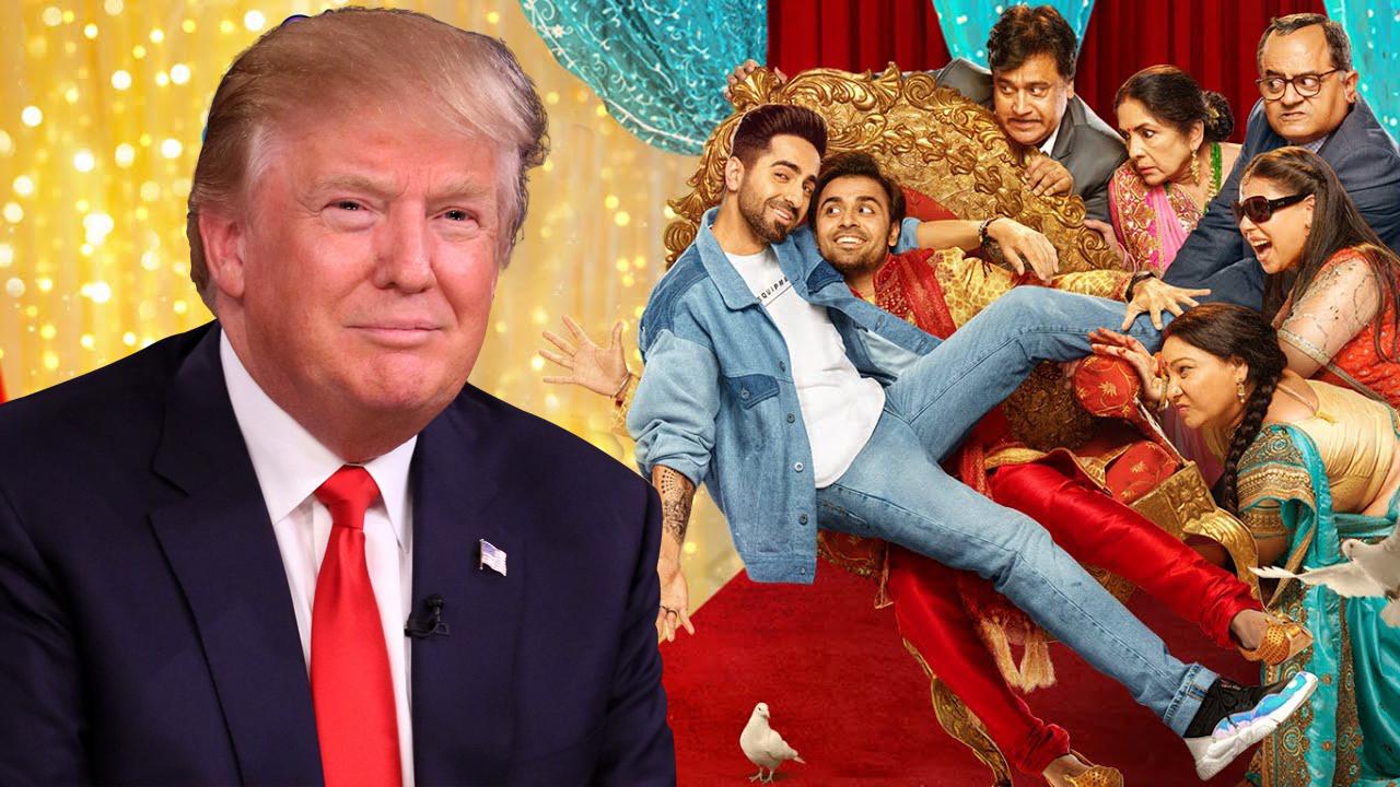 Photo of Donald Trump örül a meleg pasikról szóló, bollywoodi romantikus vígjátéknak