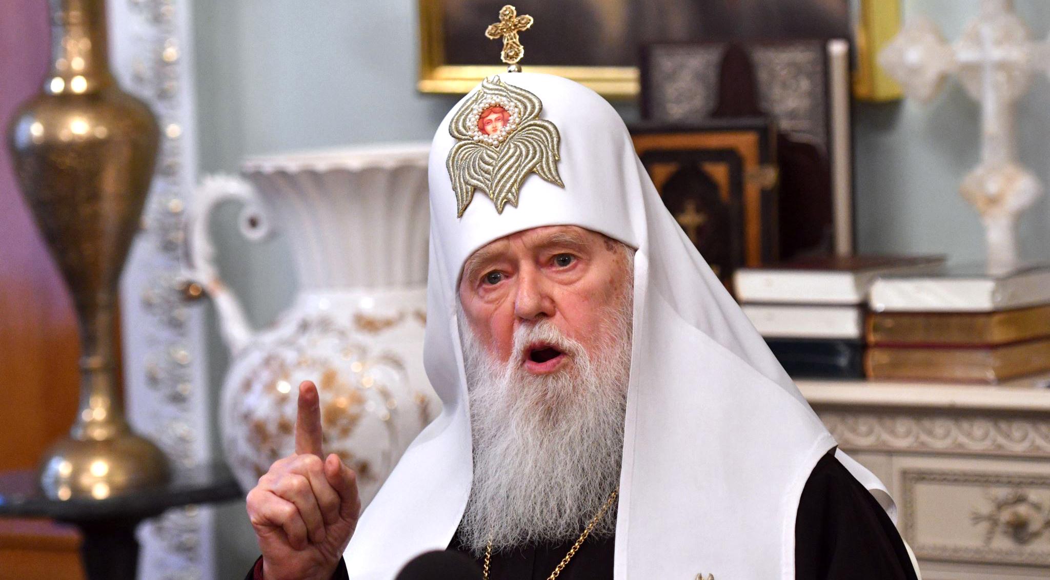 Photo of Fertőzött lett az ukrán egyházfő, aki a melegeket okolta a koronavírusért
