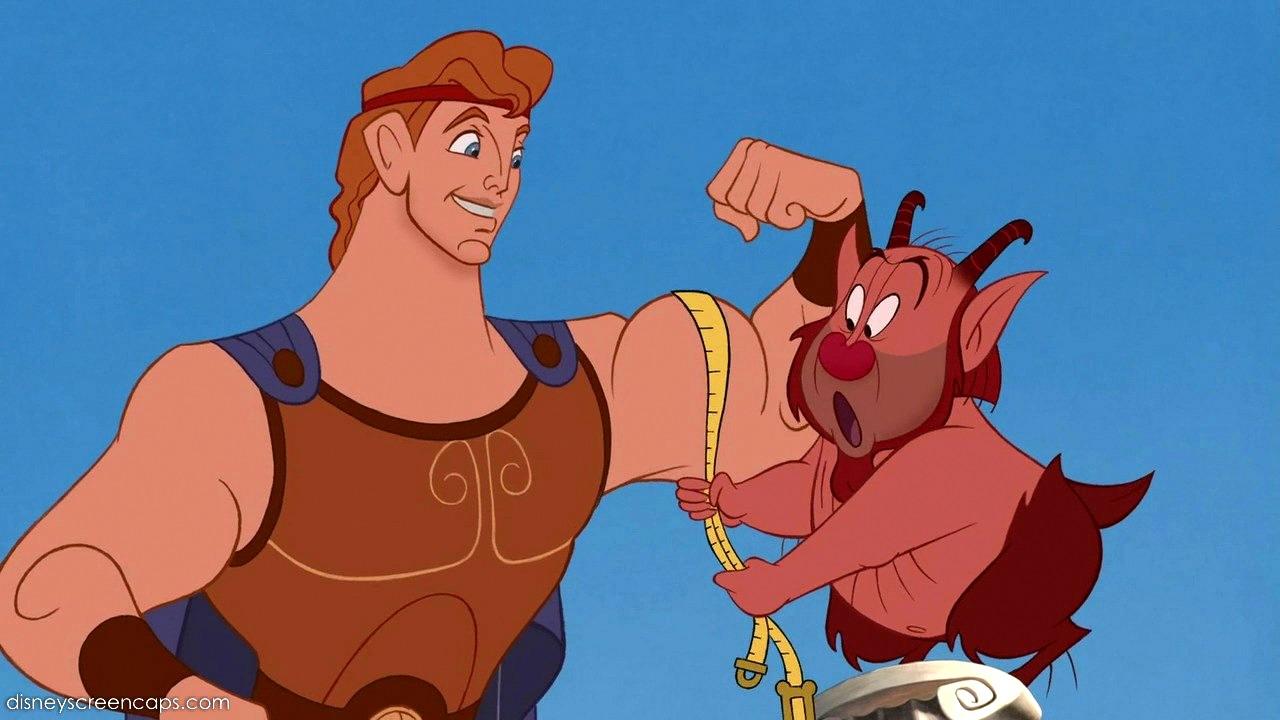 Photo of Élőszereplős feldolgozással tér vissza Disney Herkulese