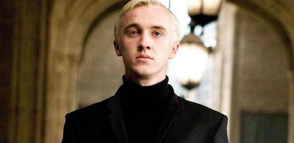 Photo of Pasival csókolózik új filmjében Draco Malfoy