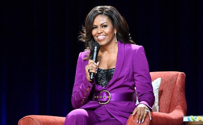 Photo of Jobboldali pletyka terjed a transznemű Michelle Obamáról