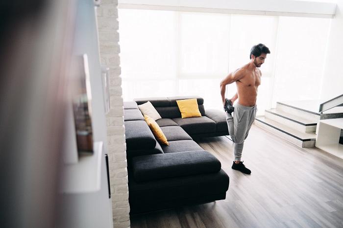 Photo of Sportolj otthon és tartsd magad egyensúlyban!