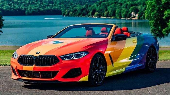 Photo of Gyönyörű autóval ünnepli a BMW a Pride Hónapot