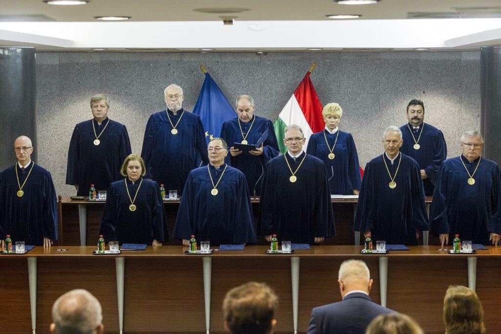 Photo of Az Alkotmánybíróság napirendre vette a 33-as paragrafus kapcsán beadott kérelmeket