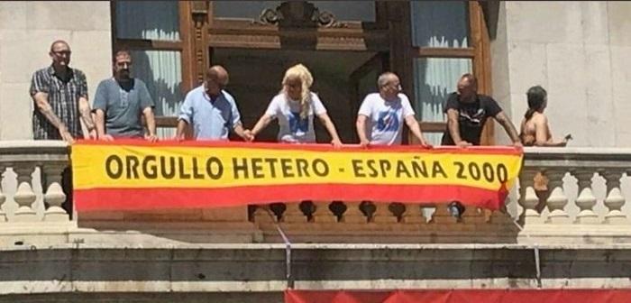 Photo of A koronavírus járvány ellenére is megtartottak egy Hetero Pride-ot