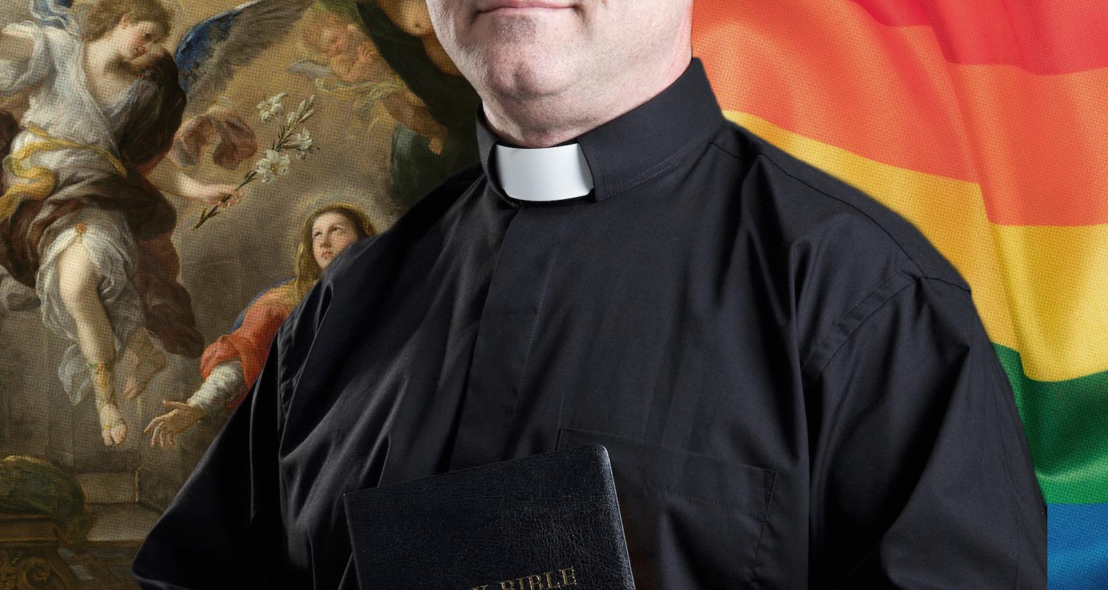 Photo of Parkolóban bukott le férfiakkal a katolikus pap
