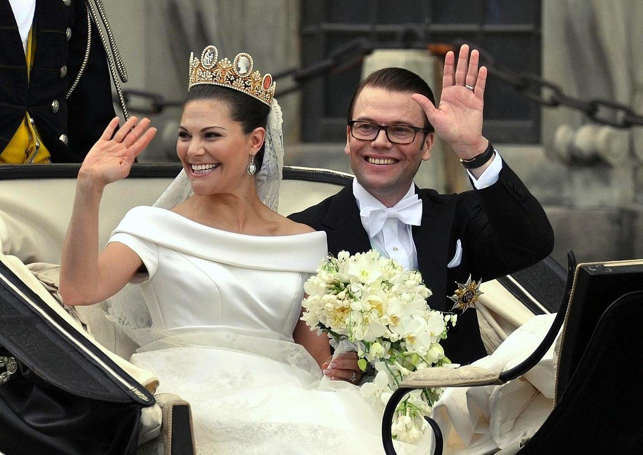 Photo of A svéd trónörökös, Viktória hercegnő nyitotta meg a stockholmi pride-ot