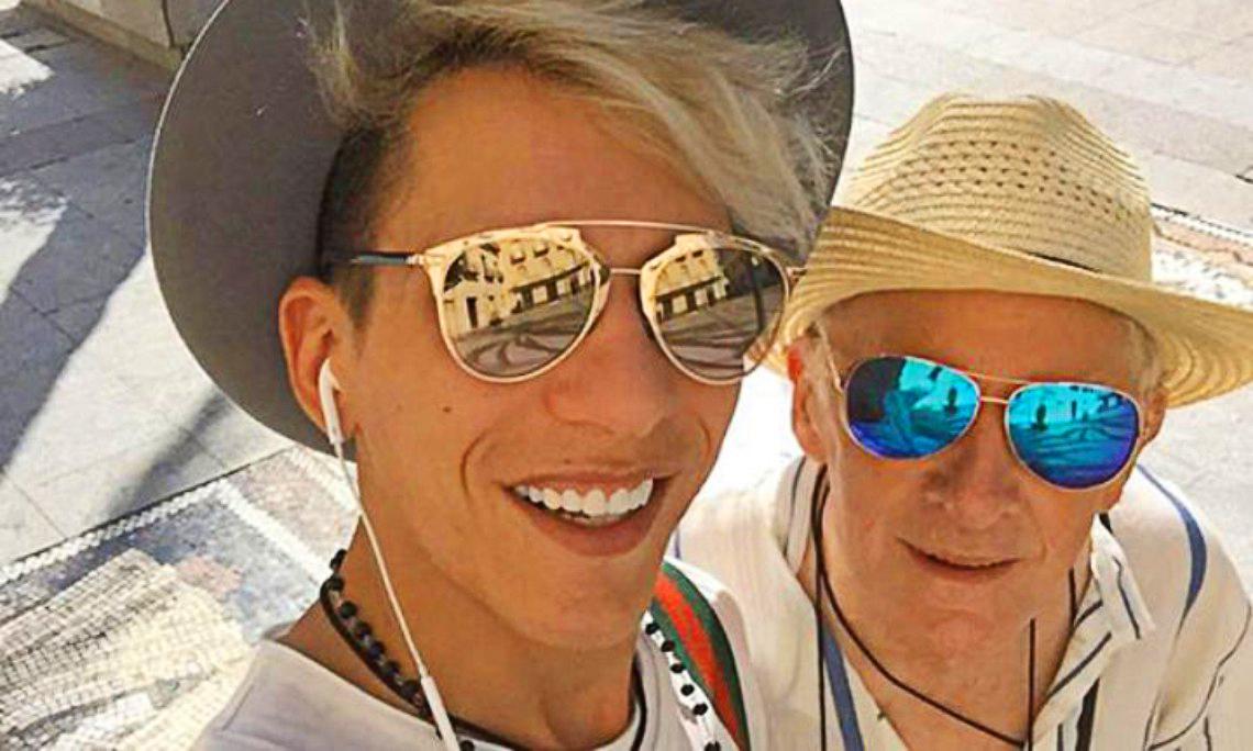 Photo of Három nappal a 81 éves férje halála után már megismerkedett új párjával az özvegy