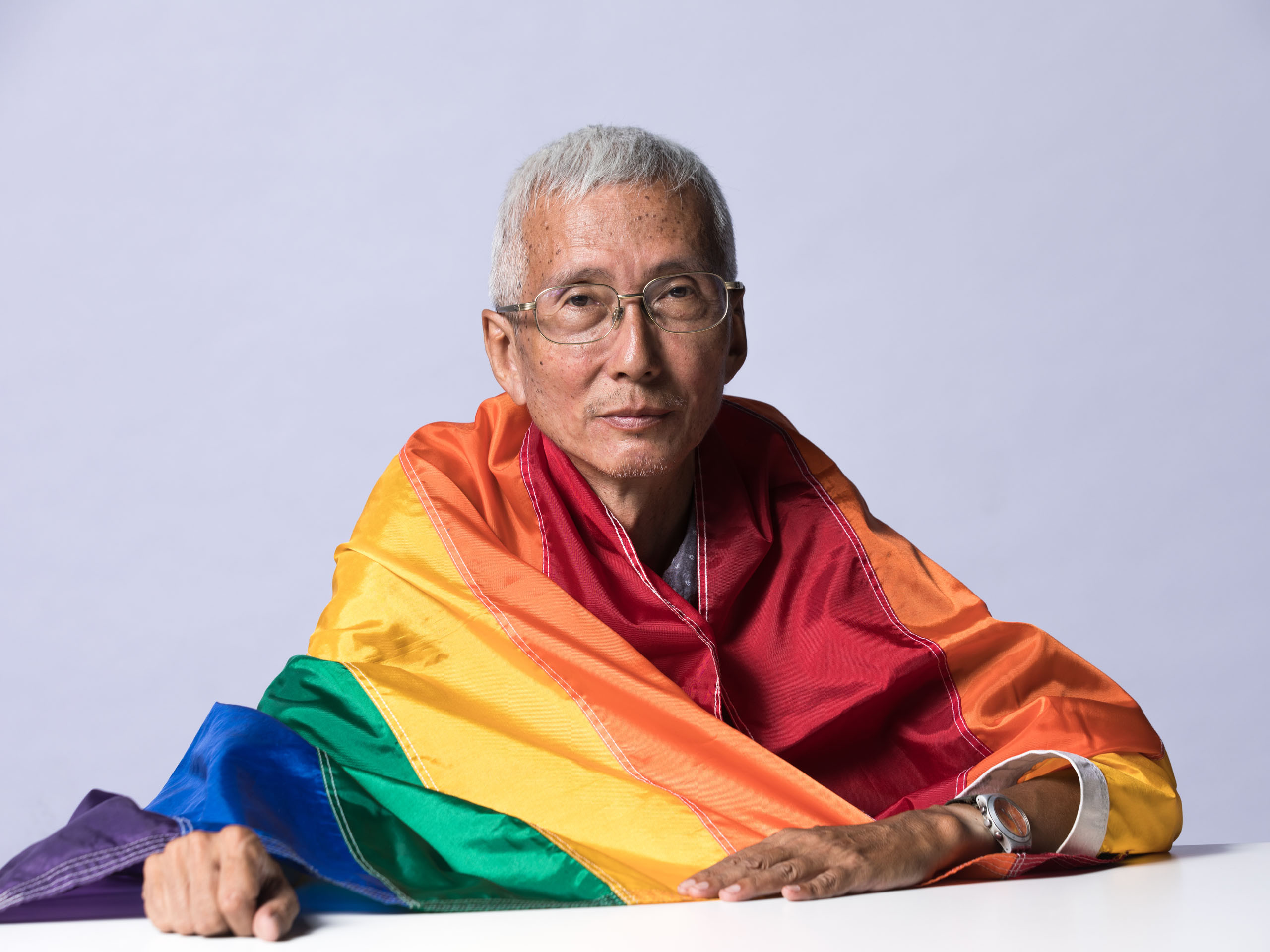 Photo of A tajvani bácsi, aki 40 éven át harcolt az egyenlő házasságért – és sikerrel járt