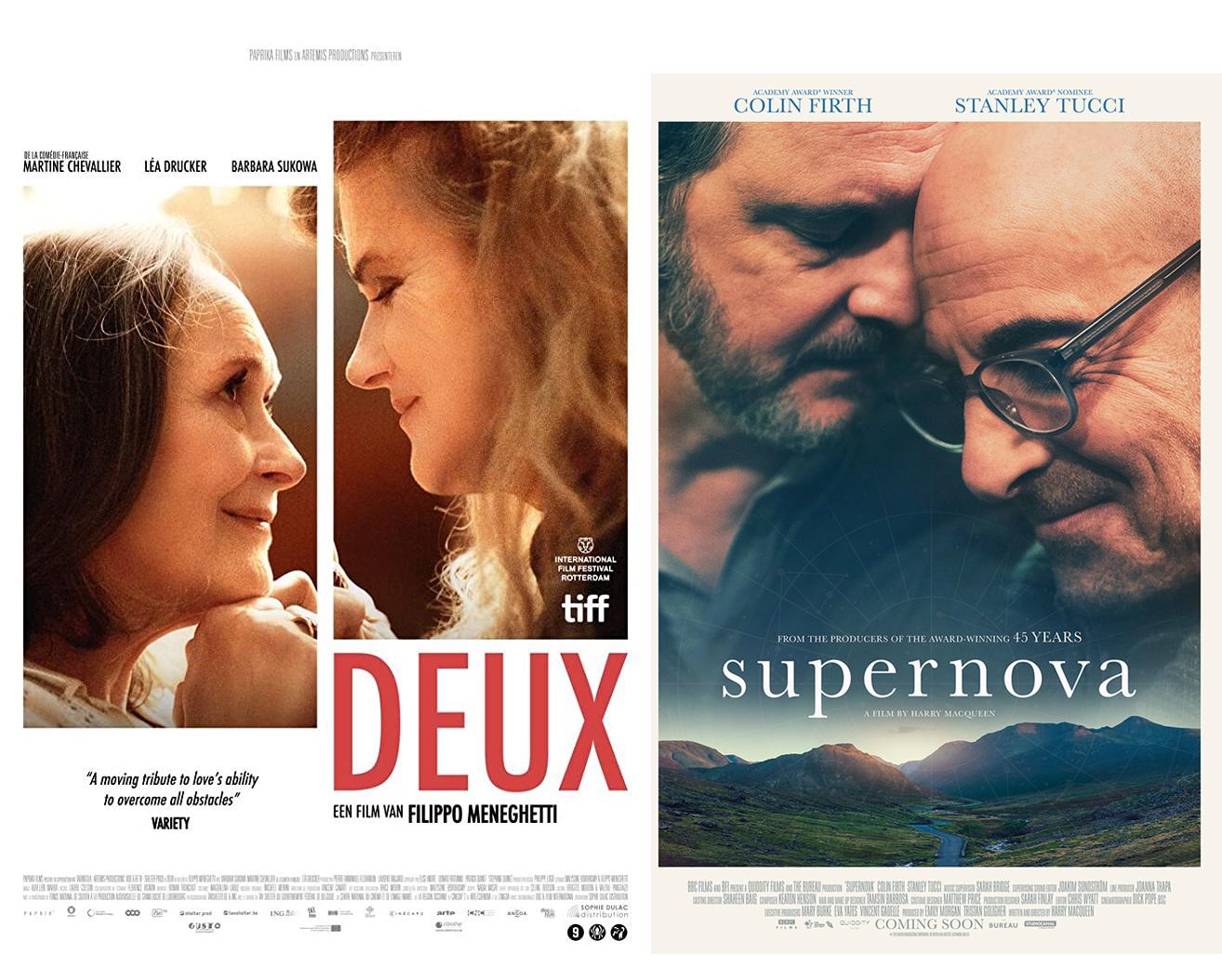 Photo of Két film is érkezik azonos nemű párokról, akik időskori demenciával küzdenek
