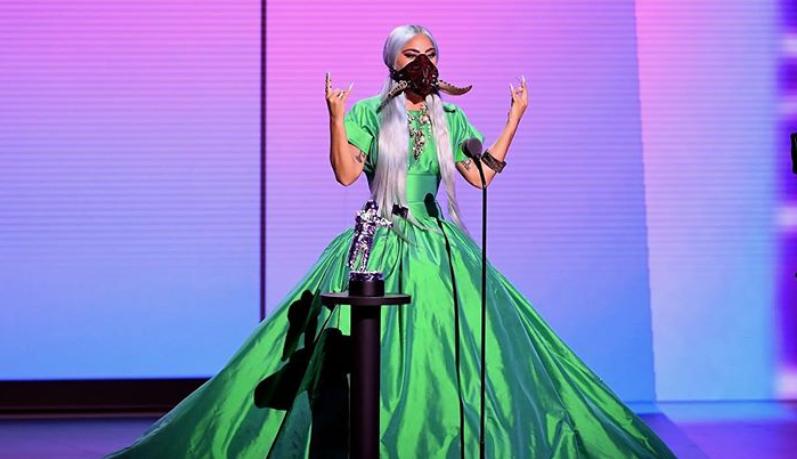 Photo of Lady Gagát választották az év előadójának