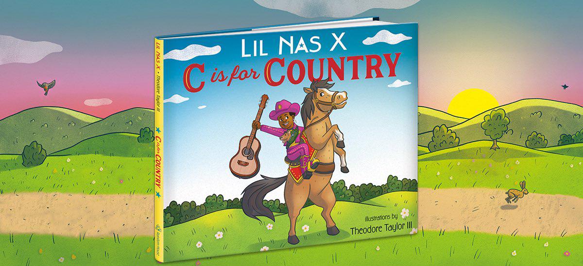 Photo of Gyerekeknek írt ábécéskönyvet Lil Nas X