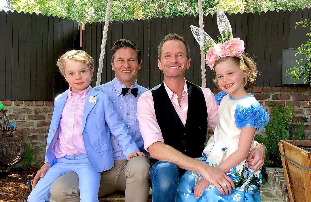 Photo of Koronavírusos lett Neil Patrick Harris és családja