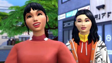 Photo of Leszbikus párral reklámozza legújabb kiegészítőjét a Sims 4