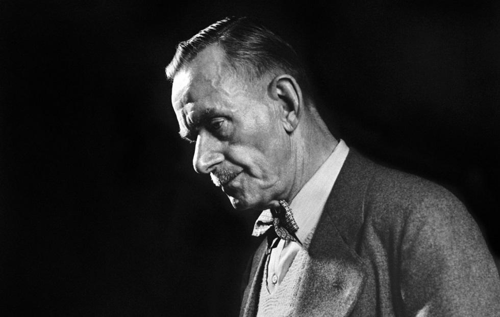 Photo of Thomas Mann – Aki csak írásaiban merte megélni homoszexualitását