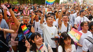Photo of Több mint százezren vettek részt a tajpeji pride felvonuláson